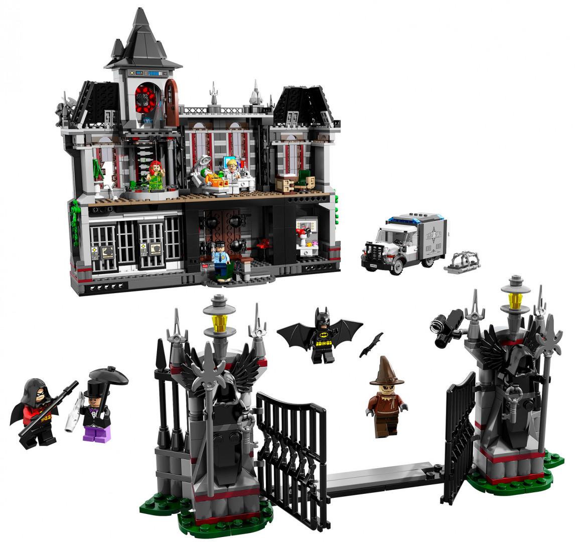 Des Lego Batman à 159 dollars sur Lego.com
