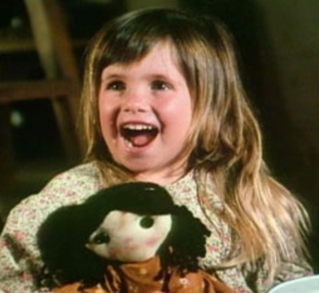Carrie Ingalls, la benjamine, était interprétée par des jumelles