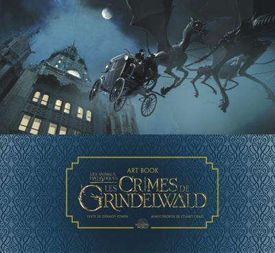 """ou encore """"Les Animaux Fantastiques Art Book - Les crimes de Grindelwald"""" pour en savoir plus sur les films (39€)"""