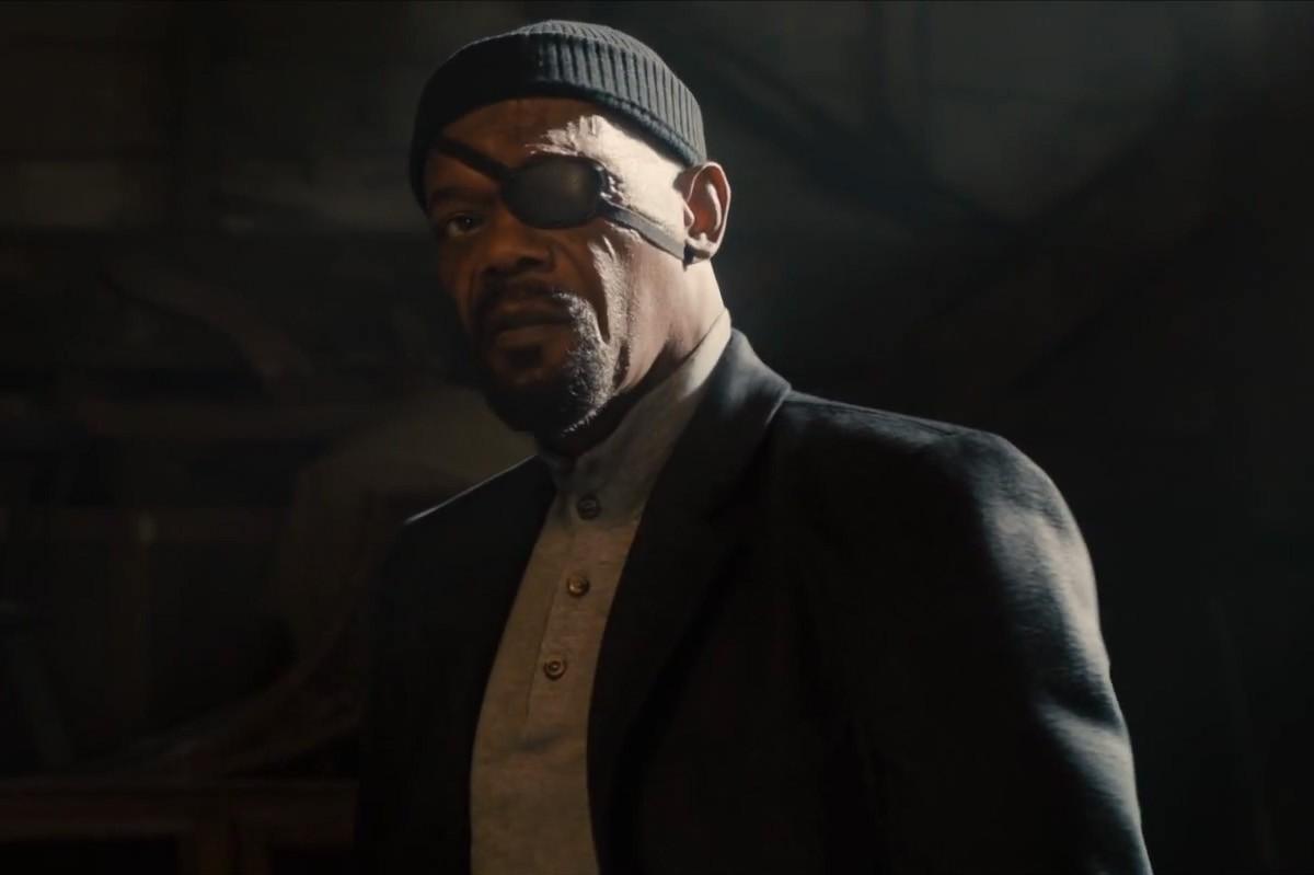 3 - Nick Fury est un personnage discret des Avengers au cinéma