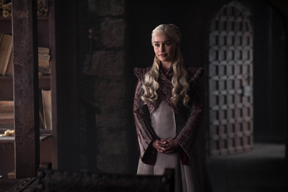 Daenerys, Khaleesi de la mode, s'est trouvée une nouvelle tenue