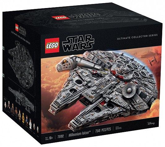 Ce nouveau Faucon Millenium sera disponible dans les magasins Lego le 1er octobre