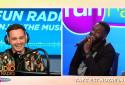 """Tayc en interview et en live dans """"Le Studio Fun Radio"""""""