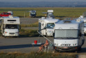 Des camping cars