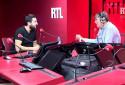 Christophe Pacaud reçoit Ibrahim Maalouf à l'occasion de son passage dans l'Heure du Jazz