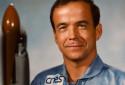 Le spationaute Patrick Baudry dans les années 1980