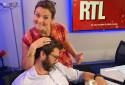 """Bérénice Bourgeuil et Eric Jean-Jean dans """"Le Grand Quiz de l'été"""" sur RTL"""