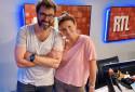 """Bérénice Bourgueil et Eric Jean-Jean dans """"Le Grand Quiz de l'été"""" sur RTL"""