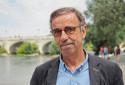 Le maire de Bordeaux Pierre Hurmic à Tours le 21 juillet 2020