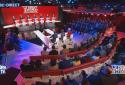 Plateau du deuxième débat de la primaire de la gauche