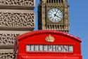 Une cabine téléphonique à Londres, le 22 juillet 2012 (Illustration)