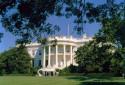 La Maison Blanche, à Washington (Illustration)