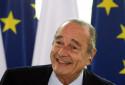 Jacques Chirac à Berlin le 25 mars 2007