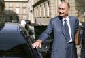 Jacques Chirac, le 1er septembre 2011