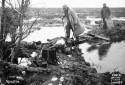 Première attaque chimique massive le 22 avril 1915 à Ypres, en Belgique