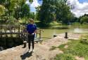 Émeline, éclusière estivale sur le Canal du Midi
