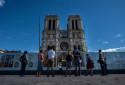 Photo de Notre-Dame de Paris prise le 9 septembre 2020. (Illustration)