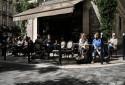 Des clients attablés en terrasse à Bordeaux le 19 mai 2021