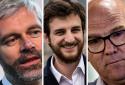 Laurent Wauquiez, Andréas Kotarac et Bruno Bonnell