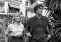 Jodie Foster et Robert De Niro à Cannes en 1976