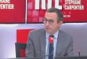 Bruno Retailleau est l'invité de Stéphane Carpentier à partir de 7h40