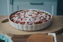 Comment cuisiner une tarte aux framboises ?