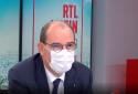 Jean Castex face à Philippe Caverivière le 26 août 2021
