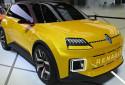 La nouvelle Renault R5 électrique, présentée au Salon de Munich en septembre 2021.