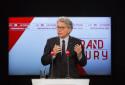 Le commissaire européen au marché intérieur Thierry Breton était l'invité du Grand Jury ce dimanche 26 septembre 2021.