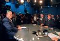 Jean-Marie Le Pen et Bernard Tapie, le 1er juin 1994