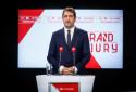 Christophe Castaner invité du Grand Jury sur RTL, LCI, le Figaro, le dimanche 10 octobre 2021