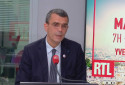 Édouard Durand, le coprésident de la commission indépendante sur l'inceste et les violences sexuelles envers les enfants ( la Ciivise), invité de RTL le 11 octobre 2021