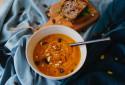Comment twister la soupe de potimarron grâce à Cyril Lignac