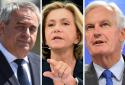 Xavier Bertrand, Valérie Pécresse et Michel Barnier