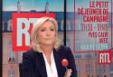 Marine Le Pen sur RTL le 14 octobre 2021