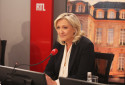 Marine Le Pen, invitée de RTL jeudi 14 octobre 2021