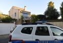 La devanture de la maison de la retraitée décapitée à Agde