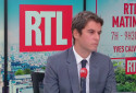 Gabriel Attal invité de RTL ce mardi 19 octobre