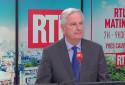 Michel Barnier invité de RTL ce mercredi 20 octobre