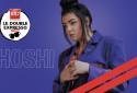 Hoshi dans Le Double Expresso RTL2