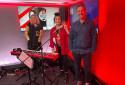 Hoshi dans Le Double Expresso RTL2 (07/05/21)