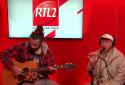 """Eddy de Pretto & Waxx interprètent """"Parfaitement"""" en duo dans """"Foudre"""""""