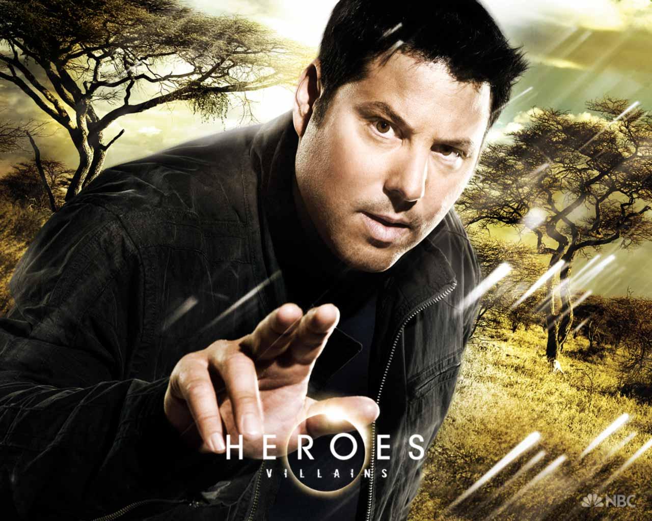 """Greg Grunberg alias Matt Parkman dans """"Heroes"""", joue un pilote de la Résistance"""