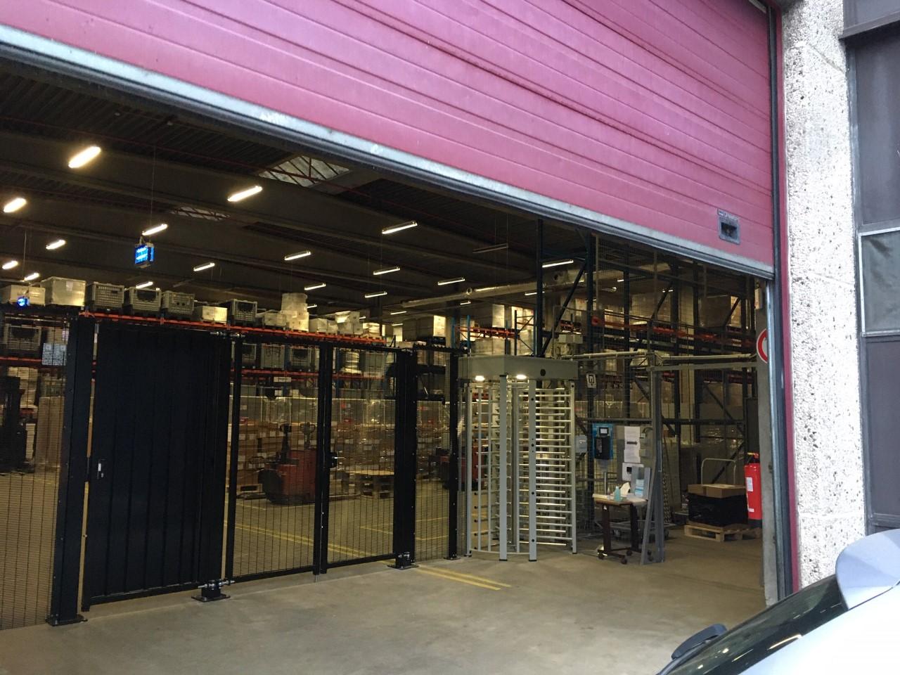 Le site de Pfizer à Puurs, en Belgique.