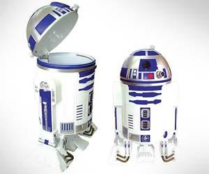 La poubelle R2-D2, 233,6 euros