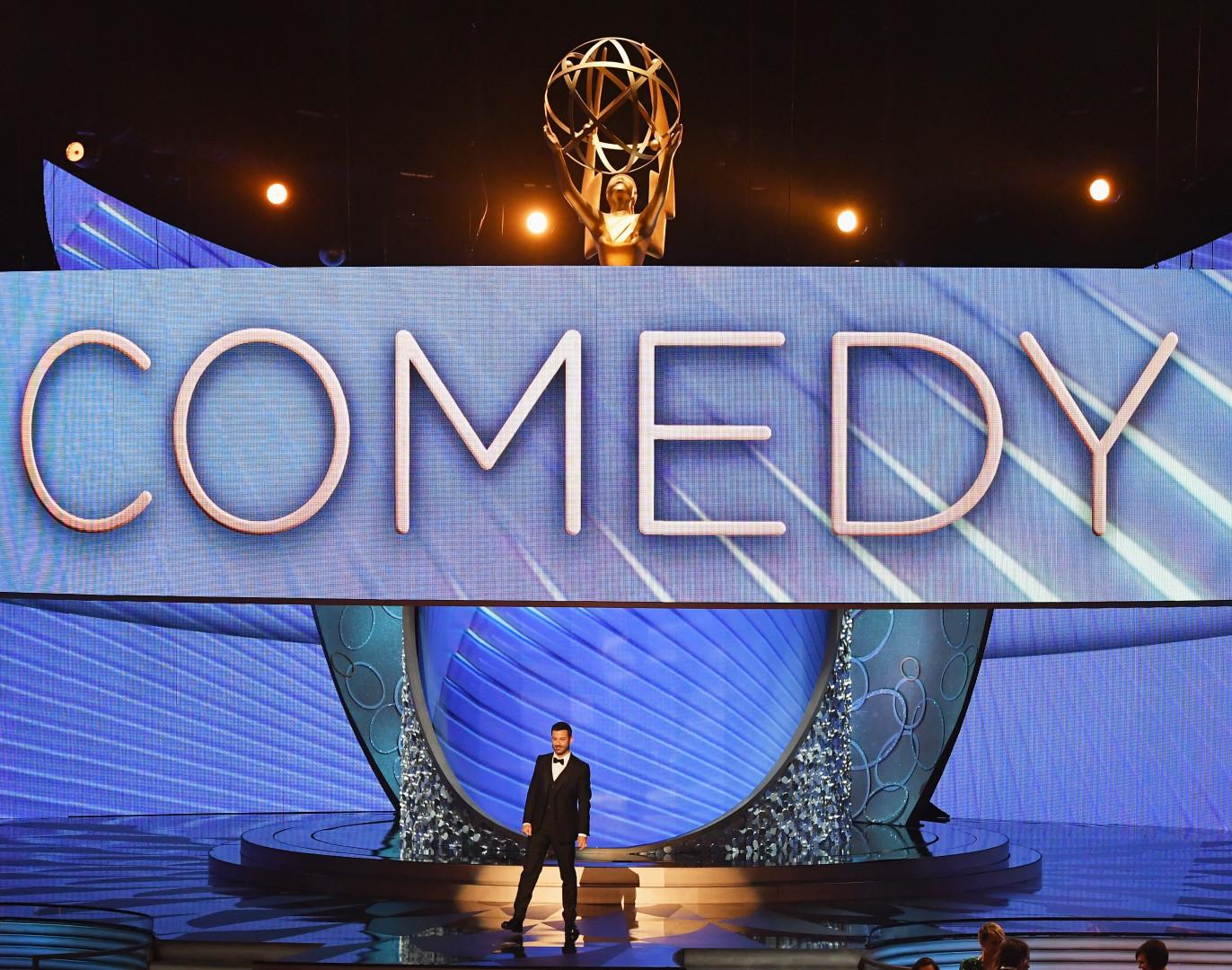 Jimmy Kimmel a assuré le show de cette 68e cérémonie des Emmy Awards