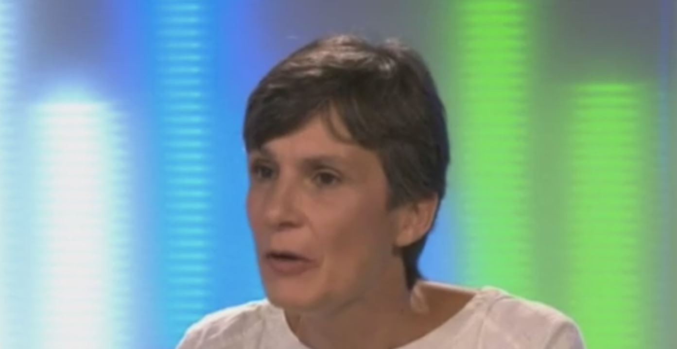Isabelle Bonnet, candidate Lutte Ouvrière aux régionales 2015 en PACA