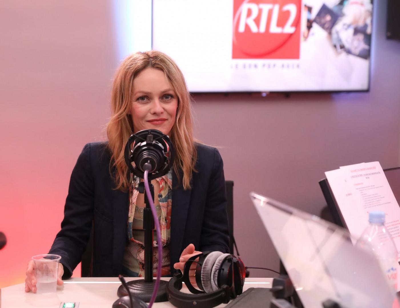 Vanessa Paradis dans #LeDriveRTL2