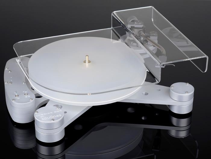 2 - La platine cosmique Kubrick DCX inspirée par 2001, l'Odyssée de l'Espace