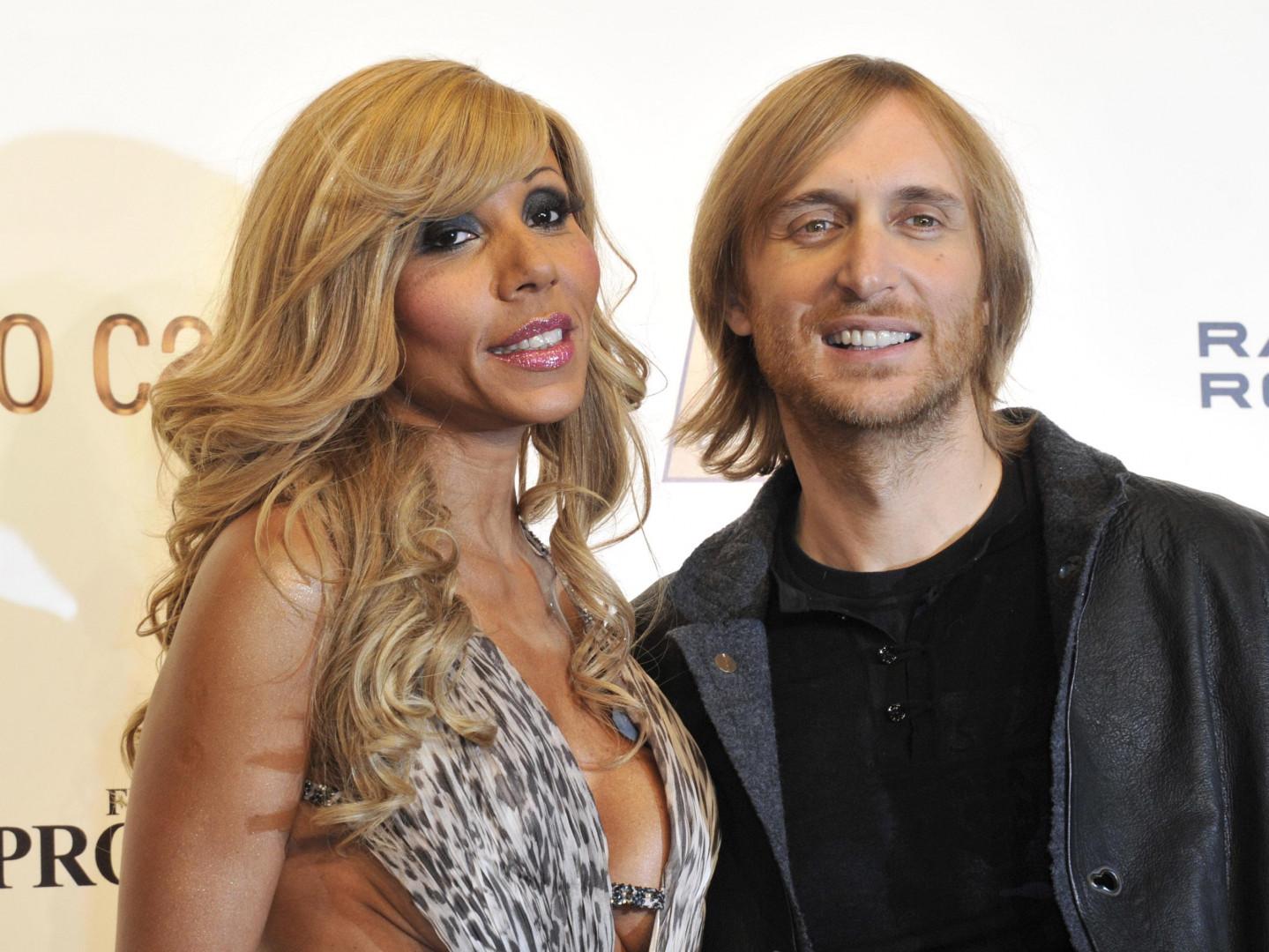 Cathy Guetta et David Guetta ne sont plus ensmble